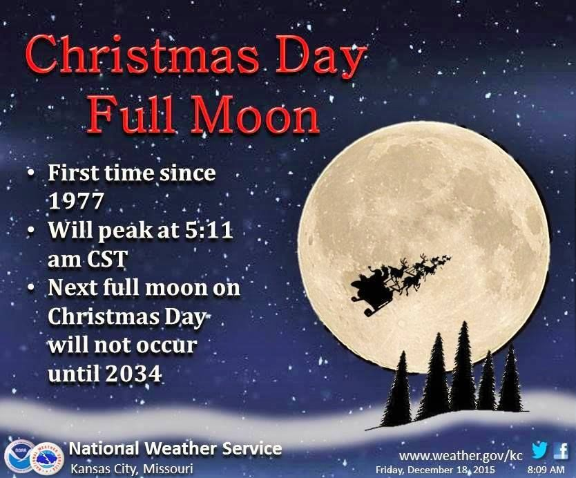 Christmas Day Full Moon Pictures, Photos, and Images for Facebook ...