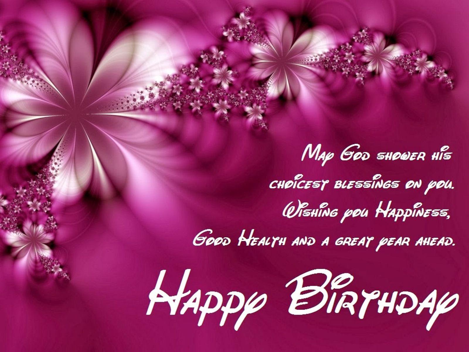 Religious Happy Birthday Quote