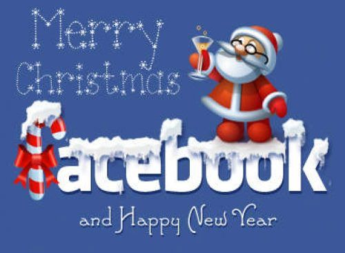 Merry Christmas Facebook And Happy New Year Pictures, Photos, and ...