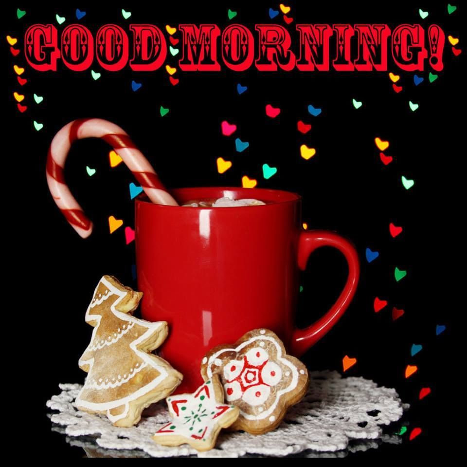 Christmas Good Morning Quotes