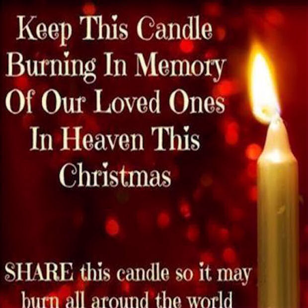 Keep This Candle Burning This Christmas Pictures Photos