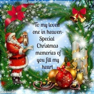 Merry christmas to all my loved ones