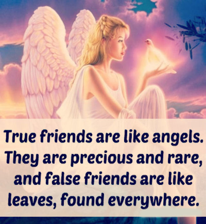 True Friends Are Like Angels Pictures, Photos, And Images