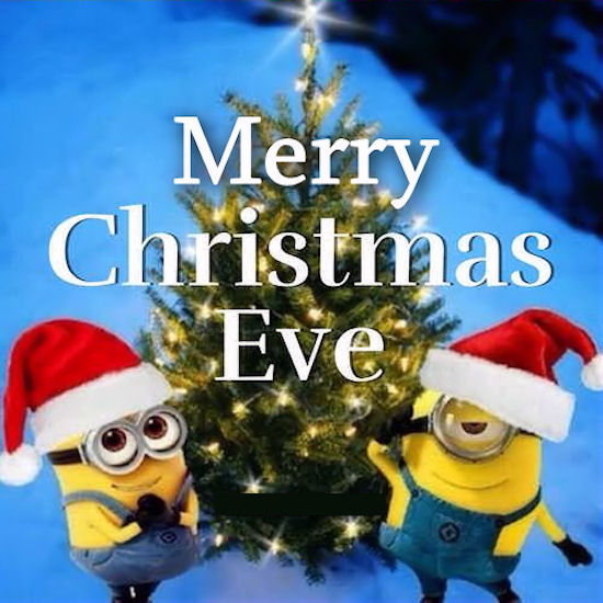 Merry Christmas Eve Minion Quote Pictures, Photos, and Images for ...