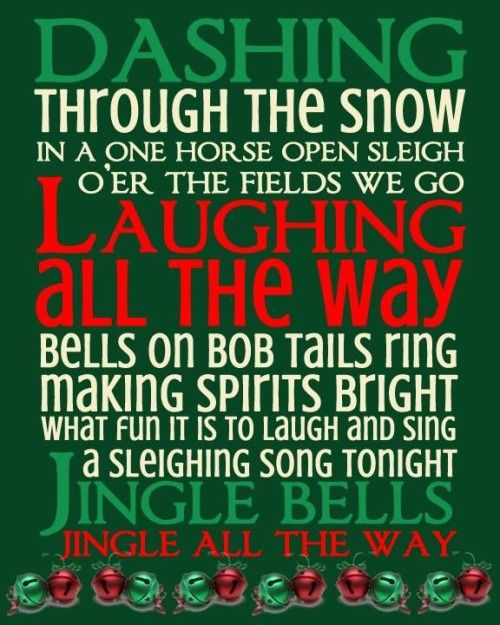 Jingle All The Way Festive Christmas/Holiday red by ... |Pinterest Jingle All The Way