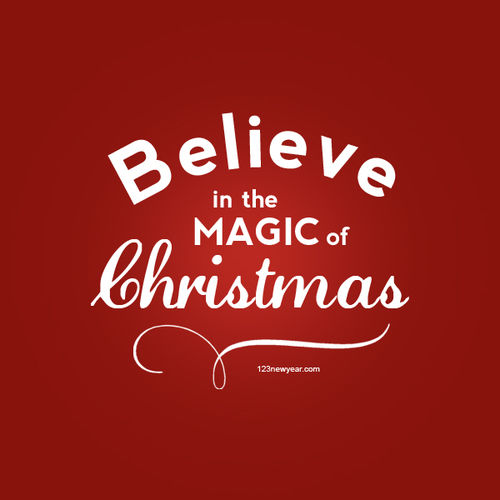 short funny valentines day quotes for friends - Believe In The Magic Christmas s and