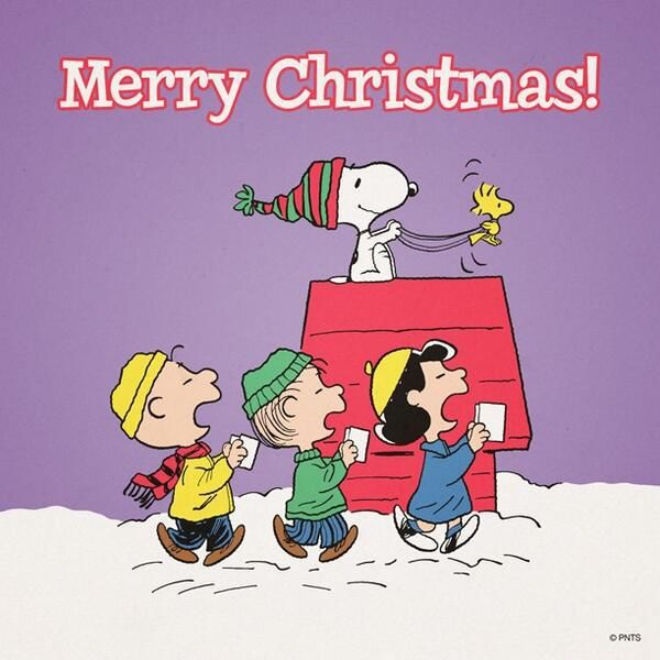 Happy New Year Charlie Brown Quotes: Merry Christmas Snoopy Quote Pictures, Photos, And Images