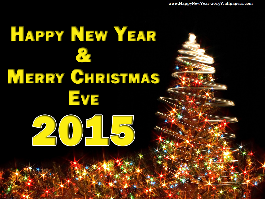 Happy New Year And Merry Christmas 2015 Pictures Photos