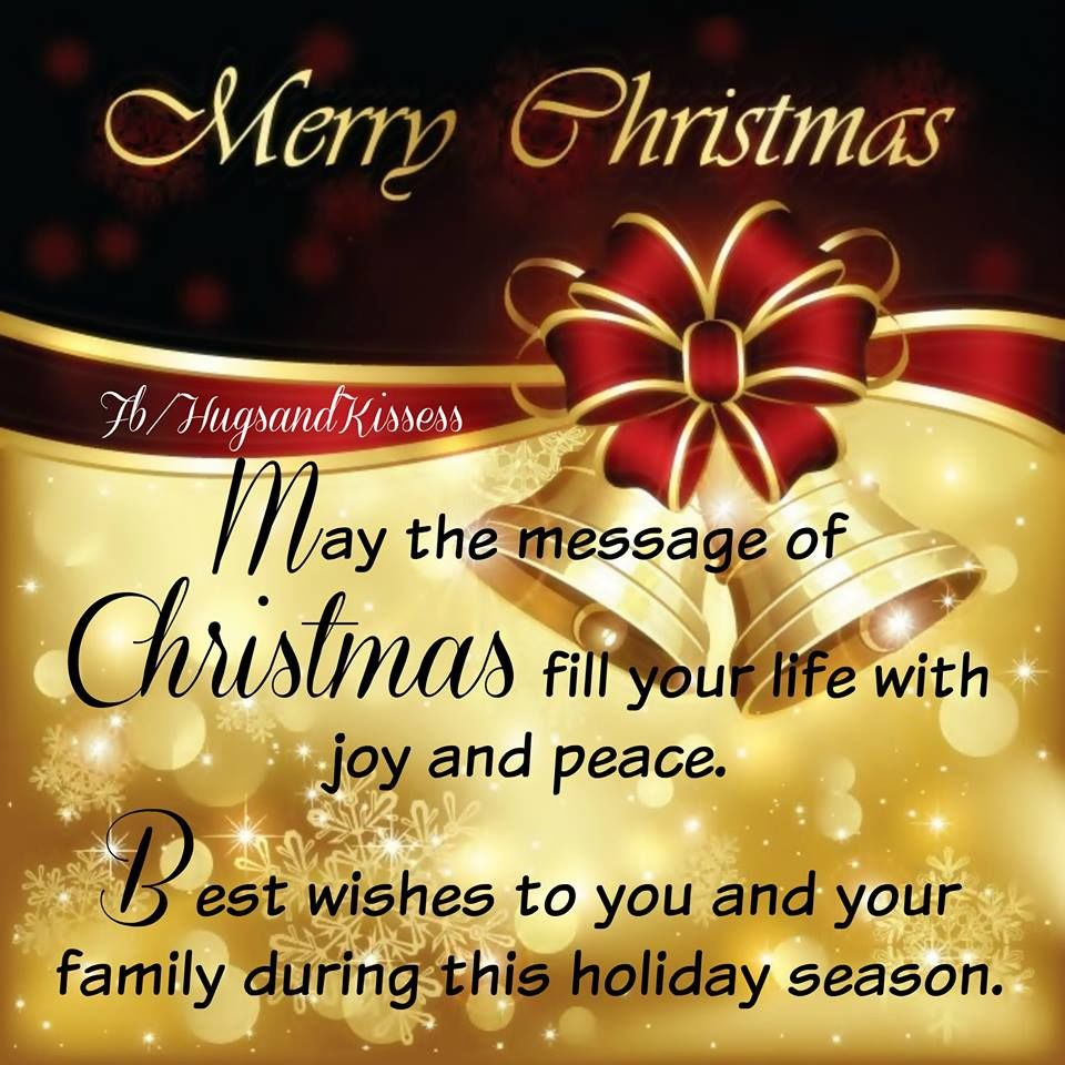 Quotes Xmas Wishes Merry Christmas Best Wishes To You And Your Familt Pictures