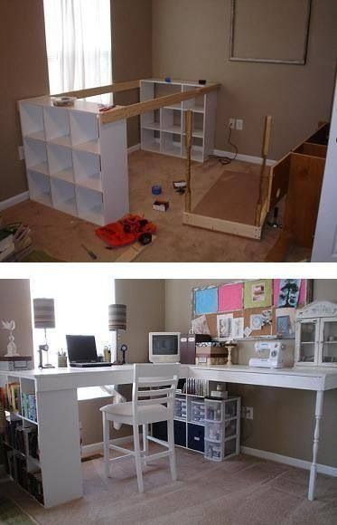 Cool diy desk pictures photos and images for facebook - Cool office desk ideas ...