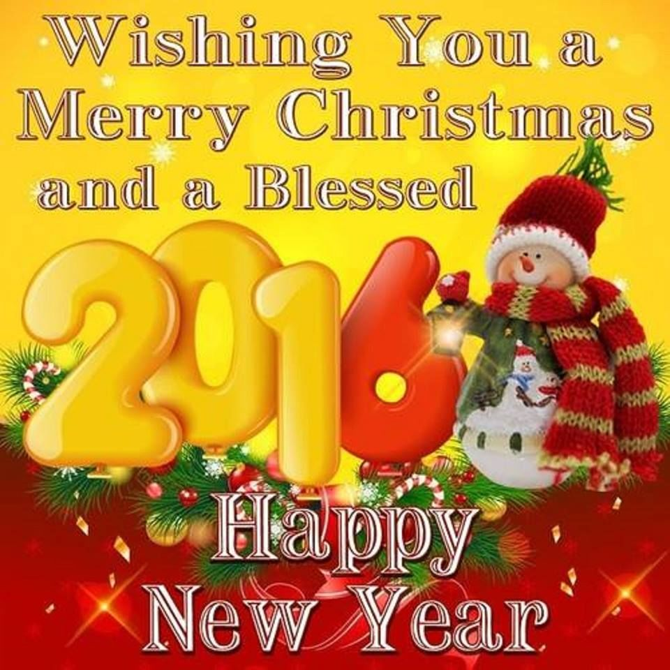 Wishing A Merry Christmas And A Blessed 2016 Pictures Photos And