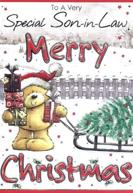 Merry Christmas Son Quotes: Merry Christmas Son In Law Quote Pictures, Photos, And