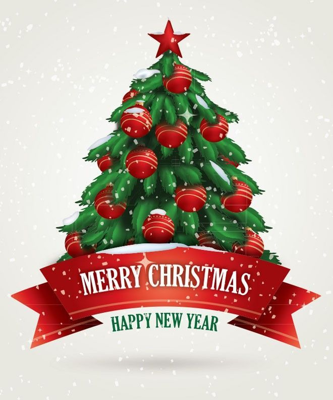 Merry Christmas And Happy New Years Pictures, Photos, and Images for ...