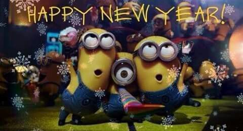 Image of: Animated Happy New Year Minions Lovethispic Happy New Year Minions Pictures Photos And Images For Facebook