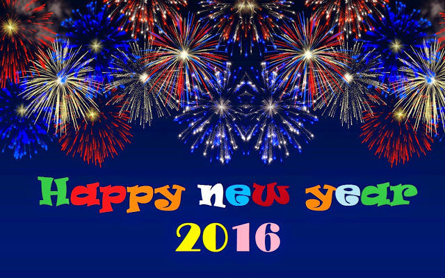 Happy New Year 2016 Hippie Colors Pictures, Photos, and ...