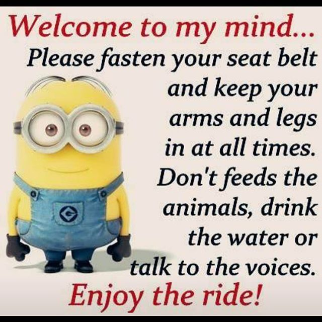 Welcome To My Mind, Enjoy The Ride Pictures, Photos, and ...