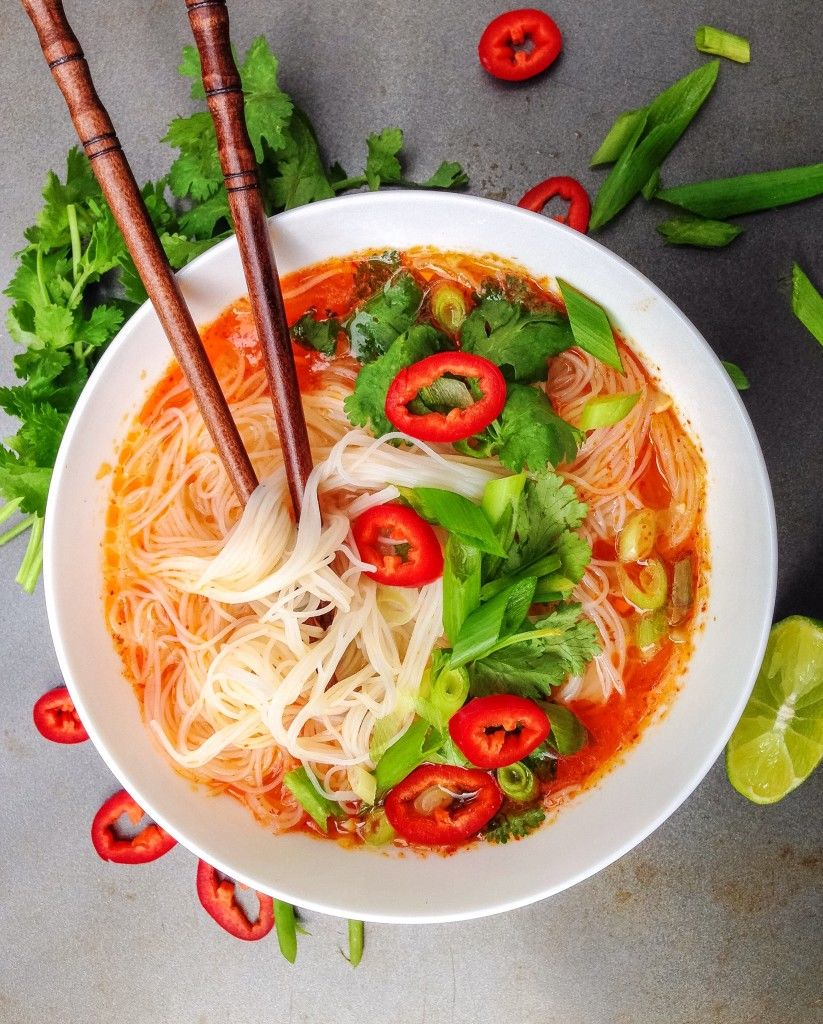 Thai Red Curry Soup Pictures, Photos, and Images for Facebook, Tumblr ...