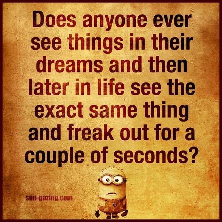 Quotes About Life And Dreams: Dreams And Life Minion Quote Pictures, Photos, And Images