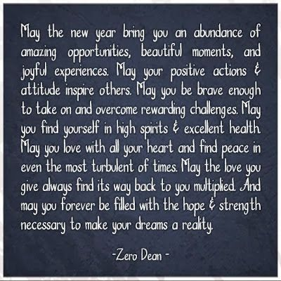 May The New Year Bring You Abundance Pictures, Photos, and ...