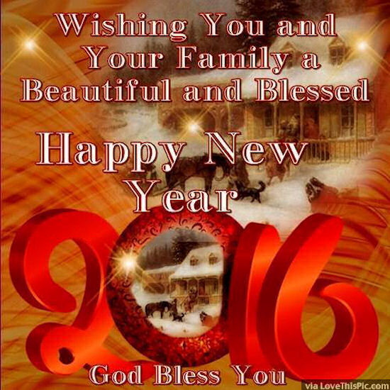 Happy New Year To You And Your Family 22