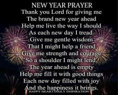 New Year Prayer Thank The Lord Pictures, Photos, and Images for ...