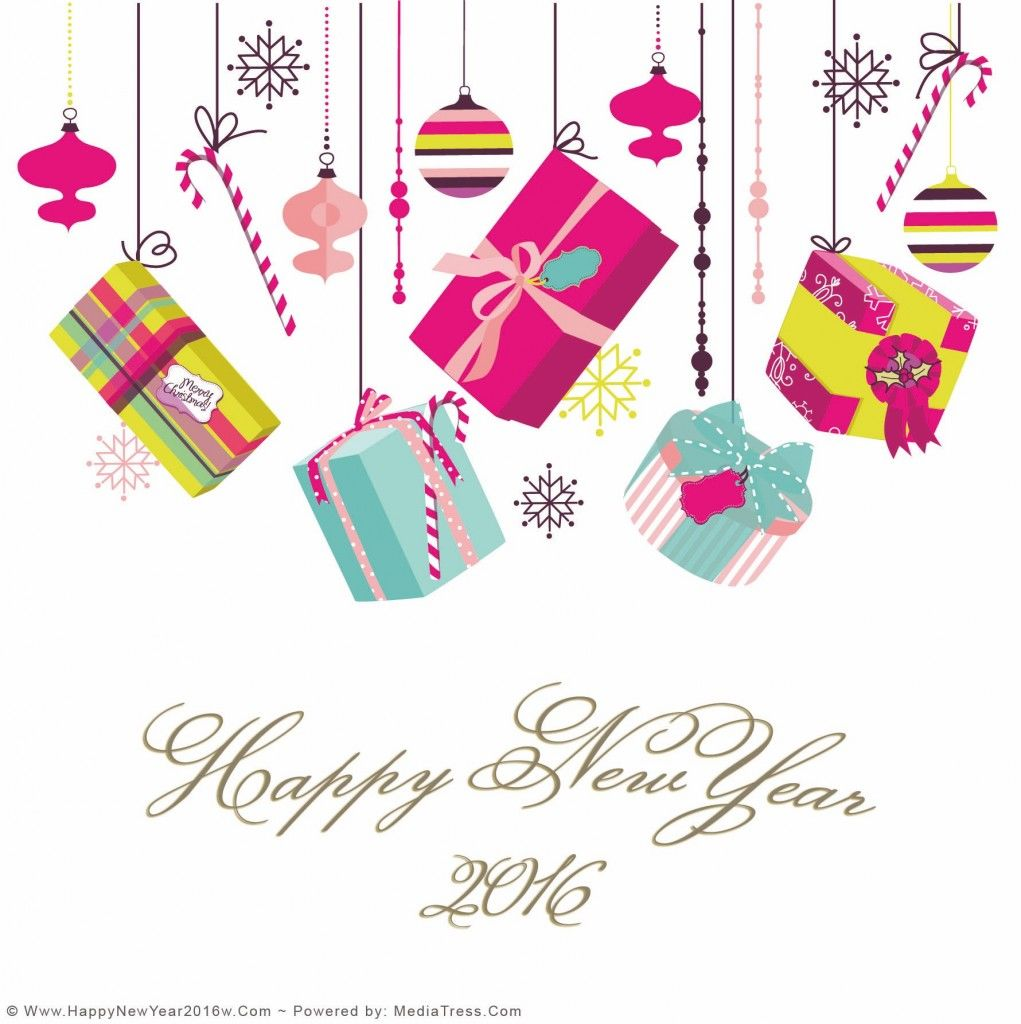 Happy New Year Greetings 2016 Pictures, Photos, and Images for ...