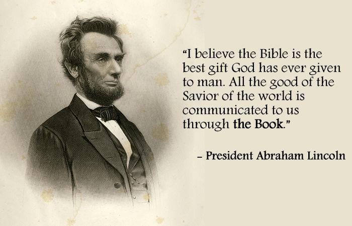 Abraham Lincoln - Man Of God
