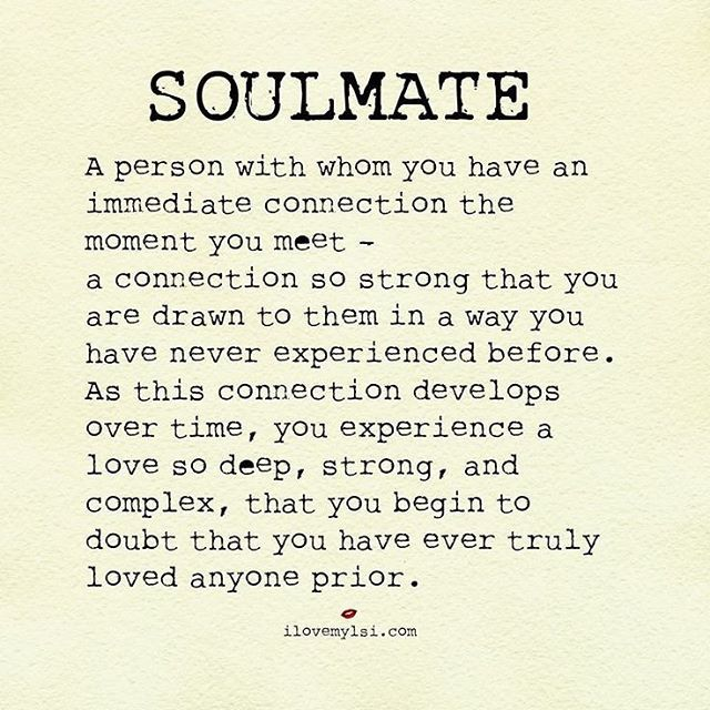 One Month Before Wedding Quotes: What Is A Soulmate? Pictures, Photos, And Images For