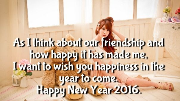 wishing you happiness for the new year