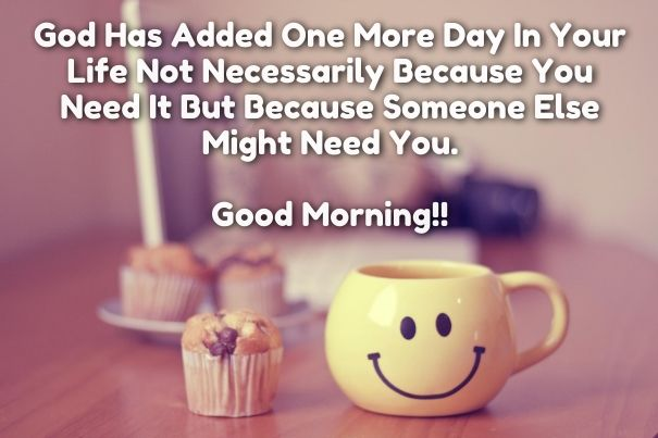 Good Morning Quotes For Someone Special By Pinterest: Good Morning Someone Needs You Pictures, Photos, And