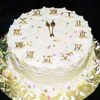 New Year's Eve Countdown Cake Pictures, Photos, and Images ...