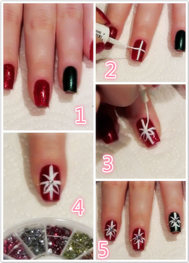 Diy New Years Nail Art Pictures Photos And Images For Facebook