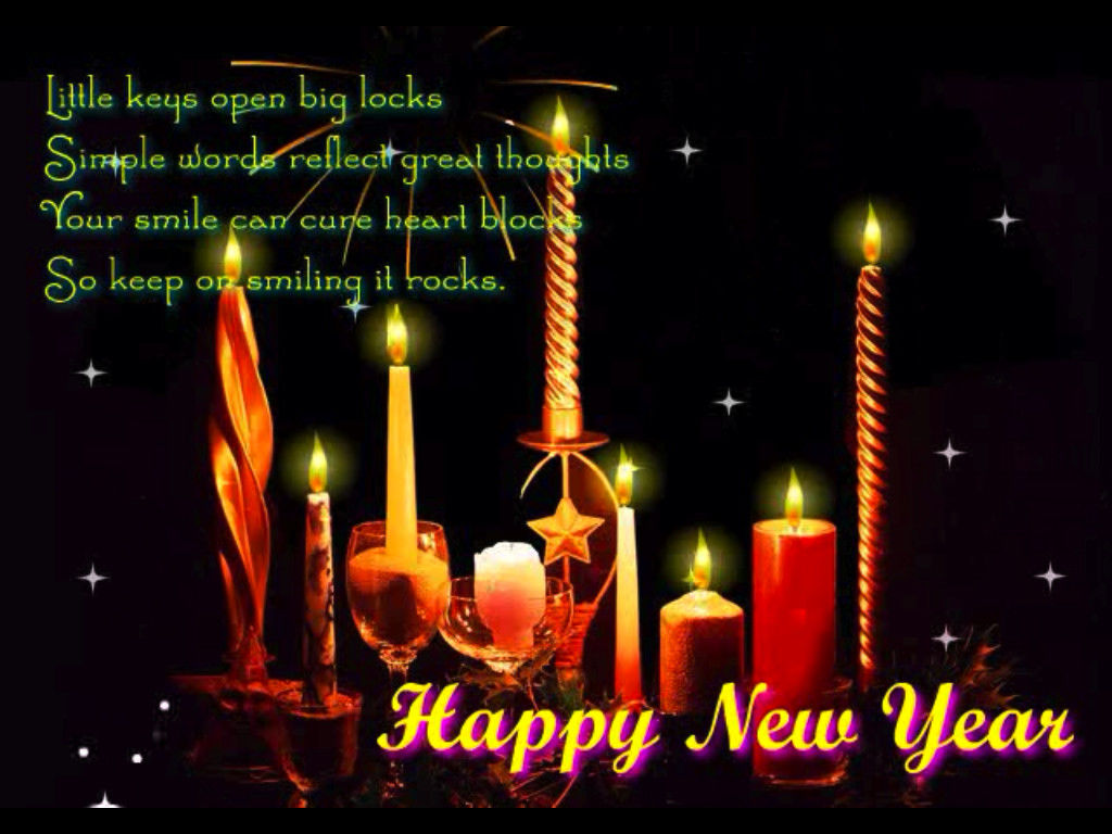 Happy New Year Friend Poem Pictures, Photos, and Images for