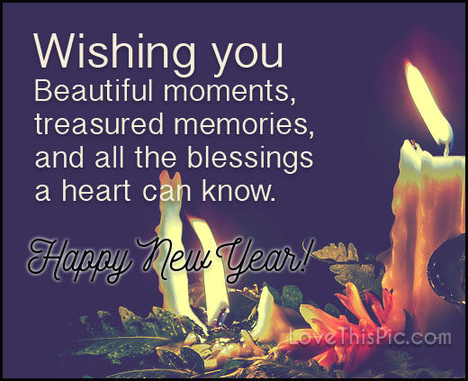 Wishing You A Very Happy New Year Pictures Photos And