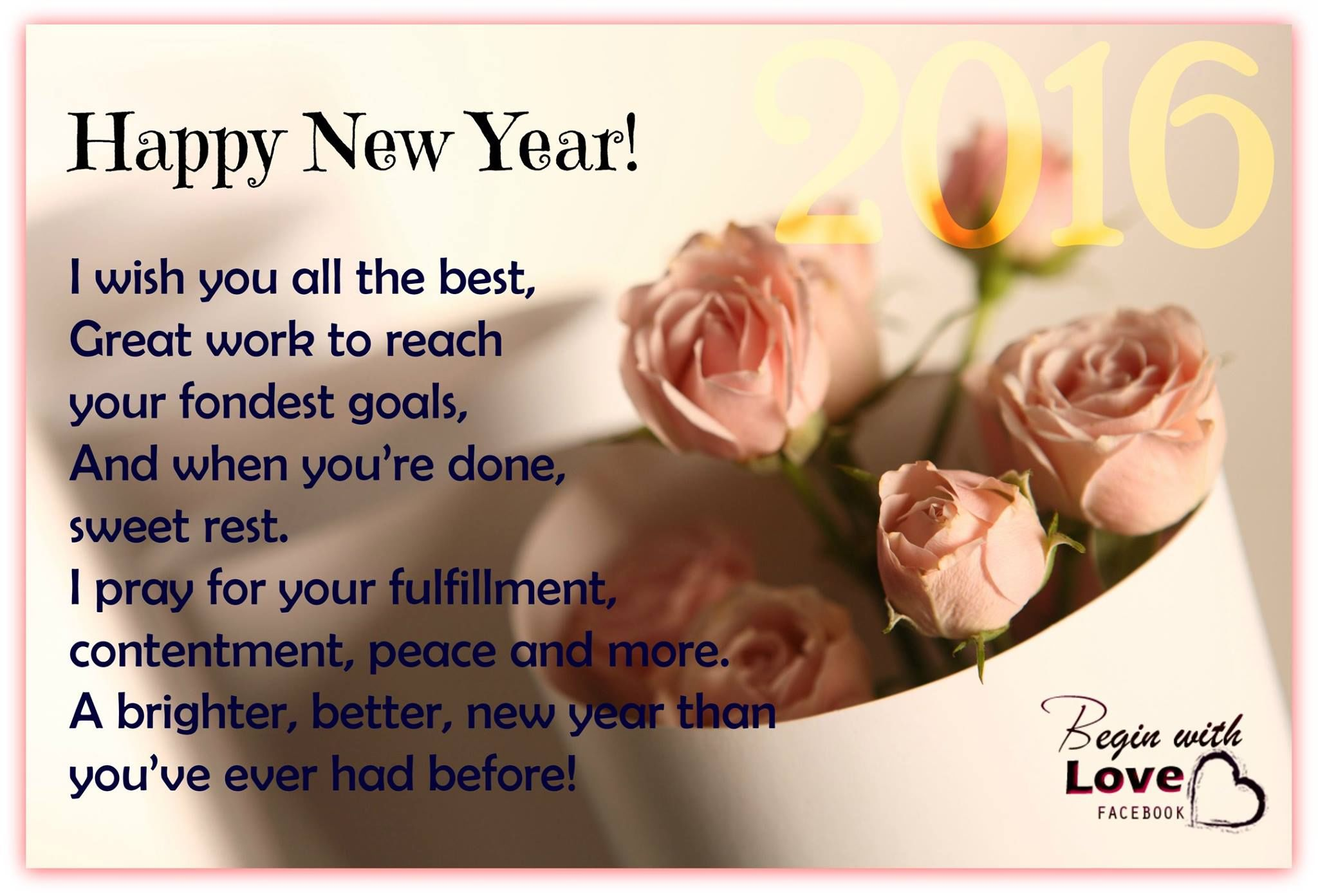 Happy New Year 2016 Poem Pictures, Photos, and Images for ...