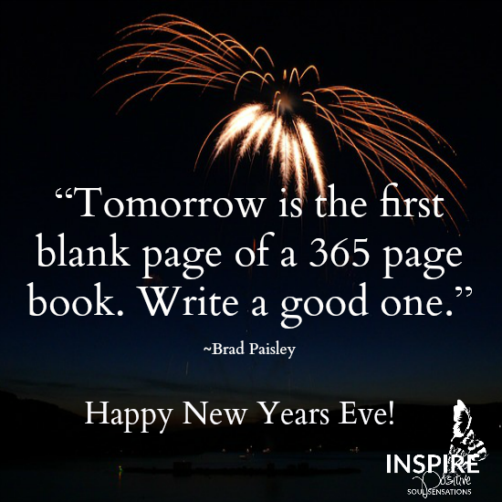 Tomorrow Is A Blank Page Happy New Years Eve Pictures