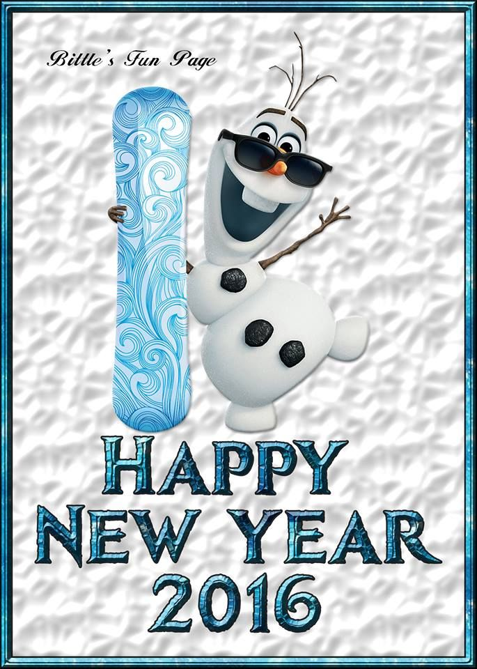 Olaf Happy New Year Quote Pictures, Photos, and Images for Facebook ...
