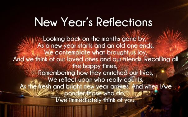 New Year Reflection Pictures, Photos, and Images for Facebook ...
