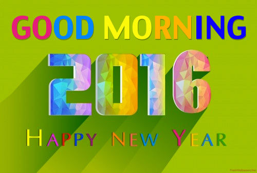 morning 2016 happy new year pictures photos and