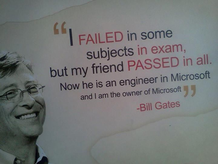Marvelous Bill Gates Quote On Applied Knowledge