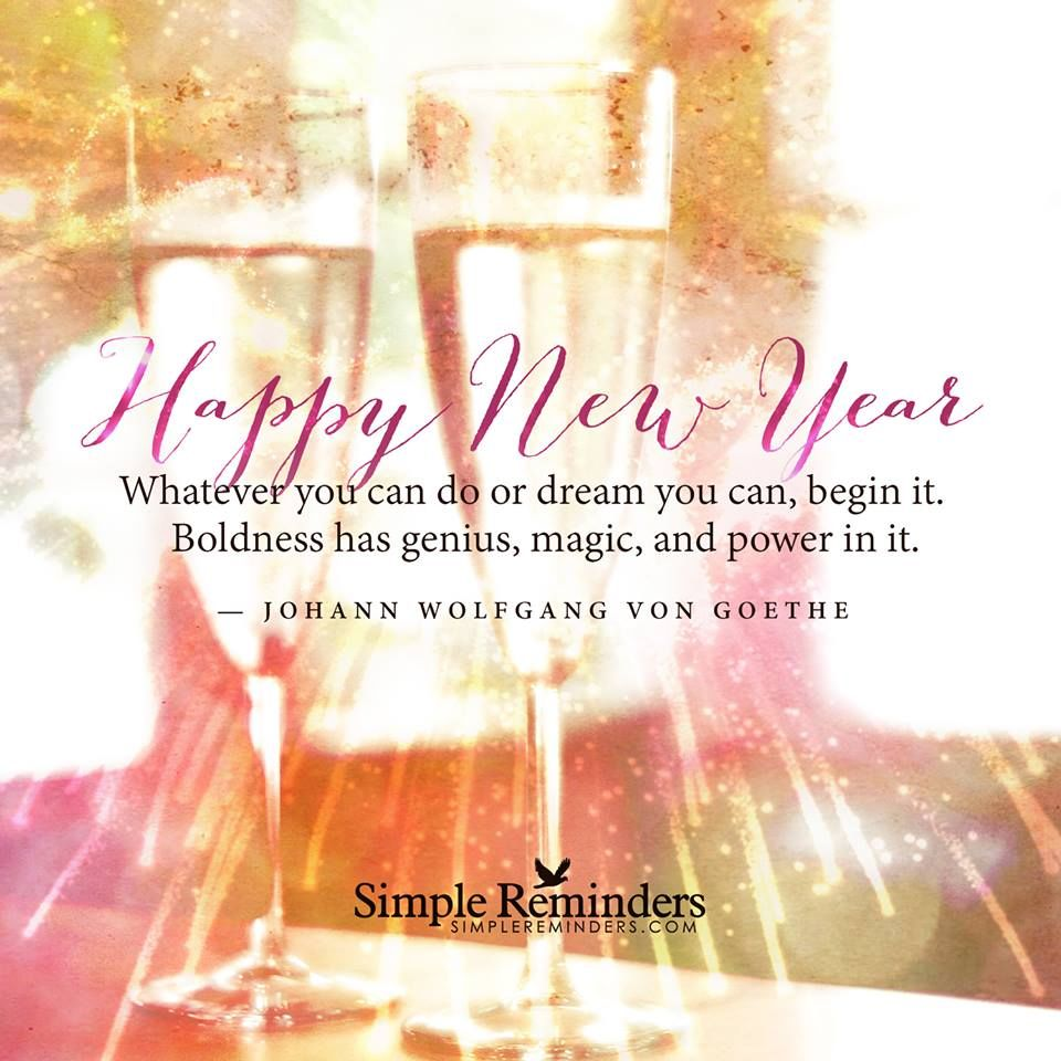 Inspirational Happy New Year Quote Pictures, Photos, and ...
