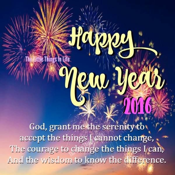 happy new year 2016 prayer