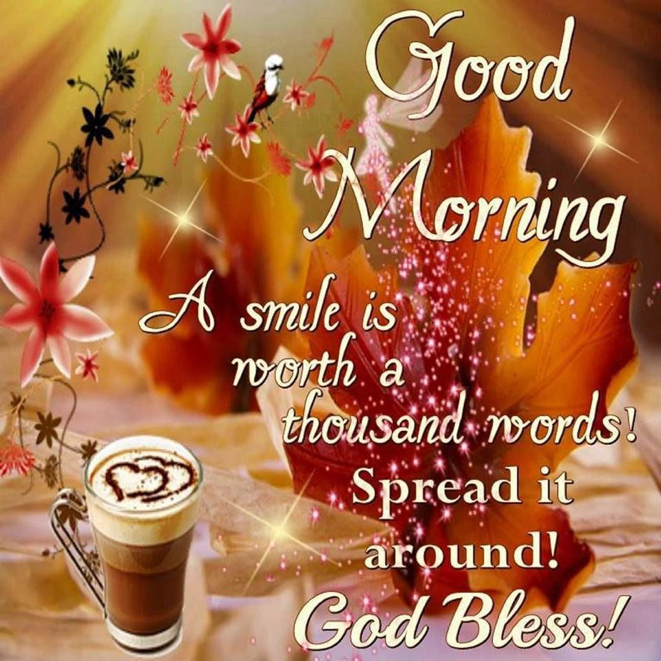 Good Morning Smile Pics : Good morning smile pictures photos and images for