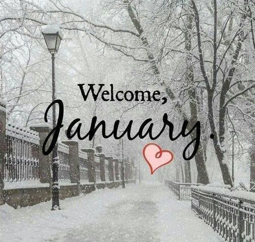 Quotes For Cover Photo: Welcome January Pictures, Photos, And Images For Facebook