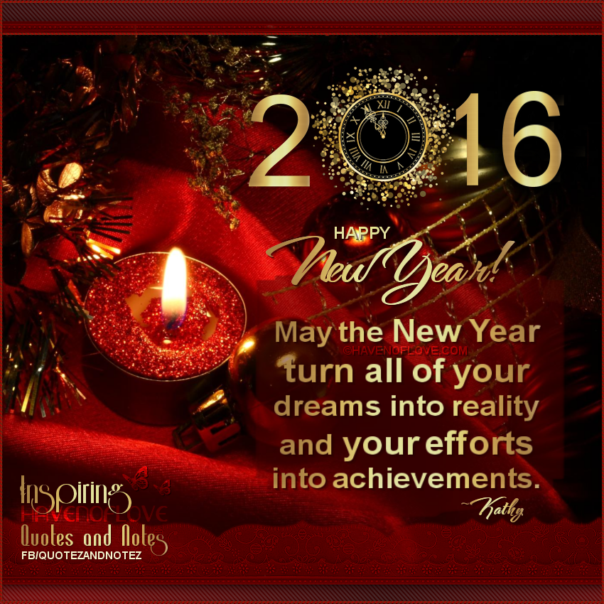 New Year Calendar Quotes : Happy new year positive quote pictures photos and