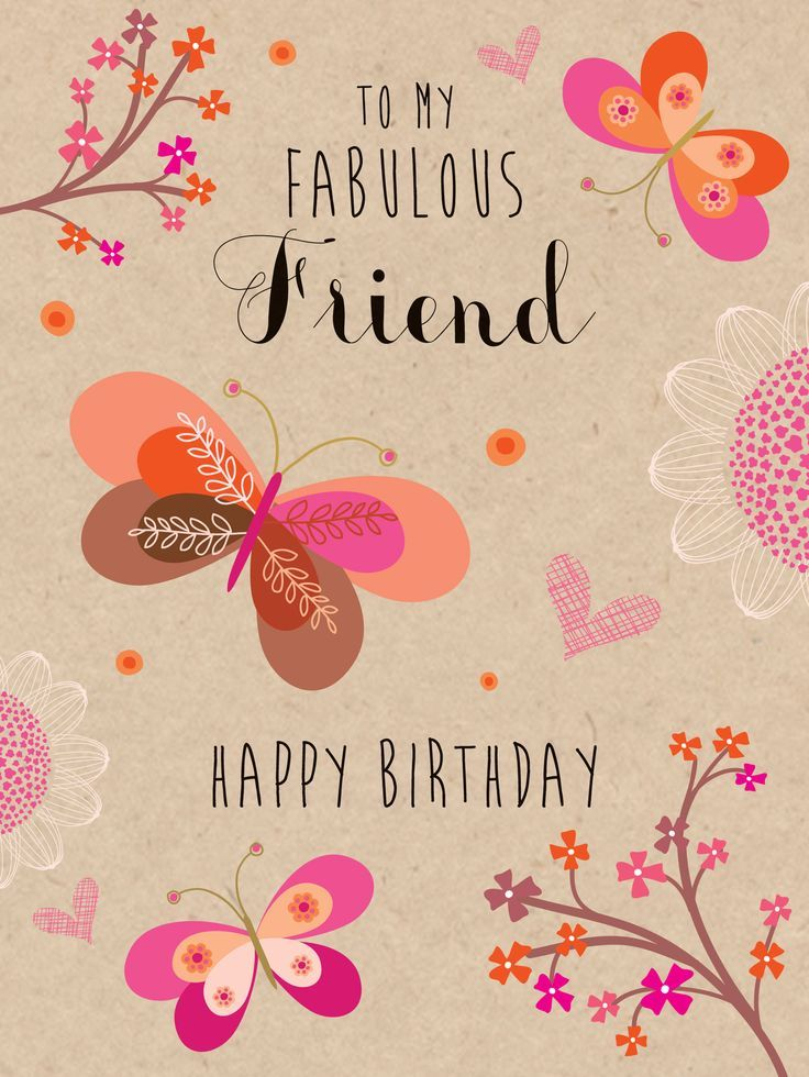 Happy Birthday Quotes Best Friend Girl: To M Fabulous Friend Happy Birthday Pictures, Photos, And