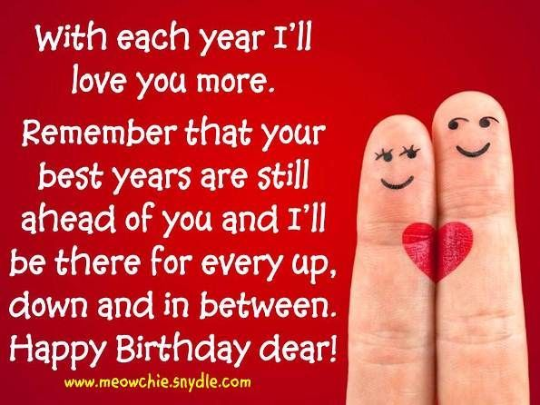 Birthday Love Quotes Beauteous Happy Birthday Love Quote Pictures Photos And Images For Facebook