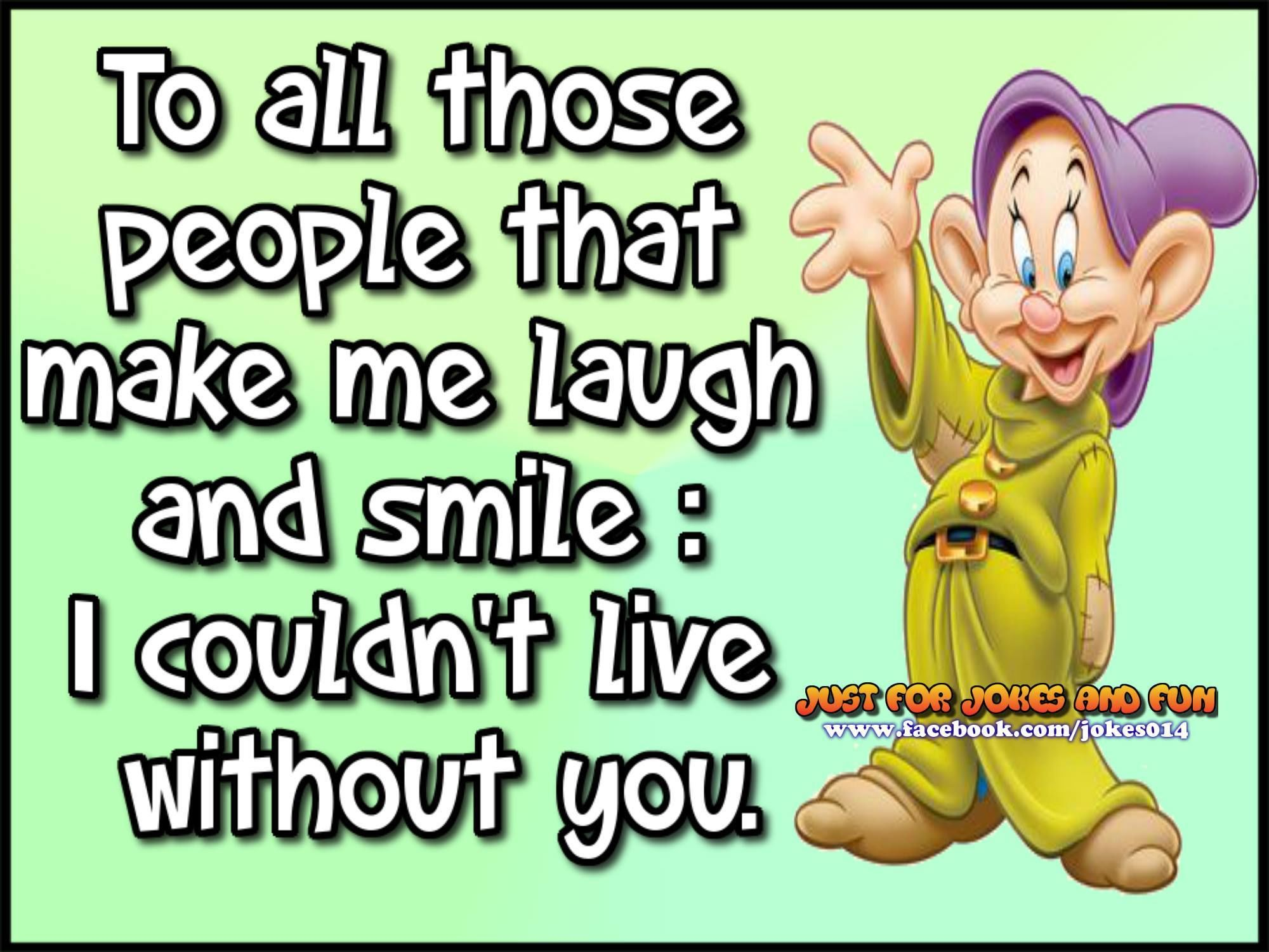 30 Funny Christmas Quotes Sayings That Make You Laugh: To All The People That Made Me Laugh I Couldnt Live