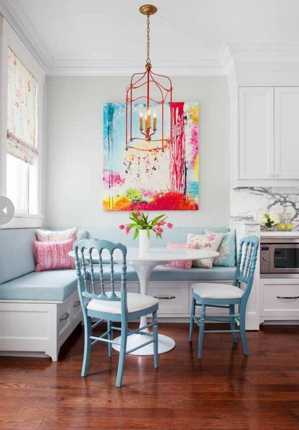 Cute Kitchen Breakfast Nook Pictures Photos And Images