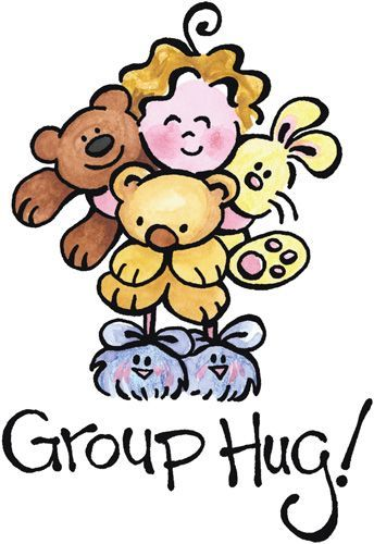 Group Hug Pictures, Photos, and Images for Facebook
